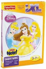 Fisher-Price iXL Learning System Software Game Disney Princess New