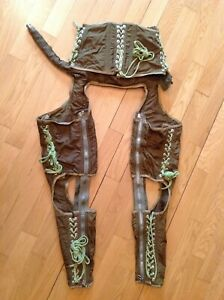 High-altitude pilot suit PPK-1.An early 1959 model. Extremely rare.