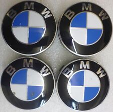 4 x BMW Nabendeckel Satz Nabenkappen 1er 3er 5er 7er X5 X3 Z4 Set center hub cap