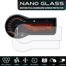 BMW R1200 R / RS (2015+) NANO GLASS Cruscotto Proteggi Schermo x 2