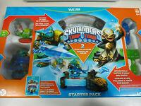 Skylanders Trap Team Nintendo Wii U Starter Pack Activision - nuevo
