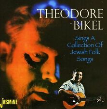 Theodore Bikel - Sings a Collection of Jewish Folksongs [New CD]