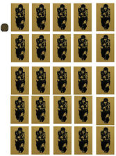 25 X Skill at Arms Weapon Instructors Figure 11 Targets ( British Military Army
