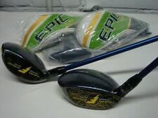 NEW Callaway EPIC FLASH 15*,18*fairway 3,5 woods TOUR ISSUE TOUR AD VR 5,6S+$250