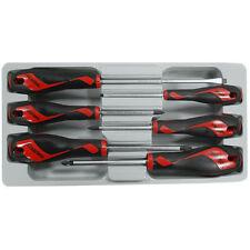 Teng Tools MD906 6 Piezas Mega Drive Mezclado Destornilladores & Case MD906N