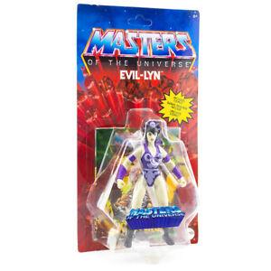 MotU Masters of the Universe Origins 14 cm Action Figur mit Zubehör: Evil-Lyn 2