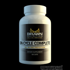 Brawn Nutrition: Elite Series On Cycle Complete - 180 Caps