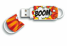 Integral Expression BOOM 8GB USB 2.0 Flash Drive USB Memory Stick