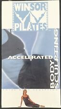 Winsor Pilates Accelerated Body Sculpting VHS Video Tape