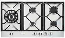 WHG956SA Westinghouse 90cm Stainless Steel Gas Cooktop