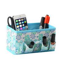 Beauty Multifunction Folding Makeup Cosmetics Storage Box Organizer Flower UL