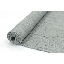 Iguazu Natural Woven Jute Grey Braided Rug Runner - 2 Sizes **FREE DELIVERY**