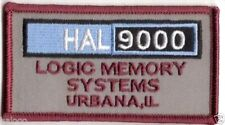 "2001/2010 Space Odyssey Hal 9000 Computer 4"" Uniform EMBROIDERED Patch"