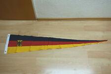 Fahnen Flagge Deutschland Adler Wimpel Neu - 30 x 150 cm