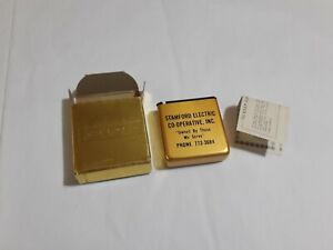 New - Park avenue Advertising TAPE MEASURE Stamford Electric co-operative, INC.