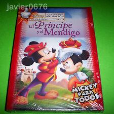 EL PRINCIPE Y EL MENDIGO CORTOS CLASICOS DISNEY VOLUMEN 3