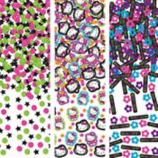 Hello Kitty Neon Birthday Party Confetti 1.2oz
