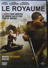 DVD LE ROYAUME - Jamie FOXX / Chris COOPER / Jennifer GARNER - NEUF
