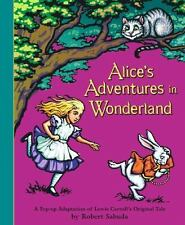 Alice's Adventures in Wonderland by Lewis Carroll (2003, Novelty Book)