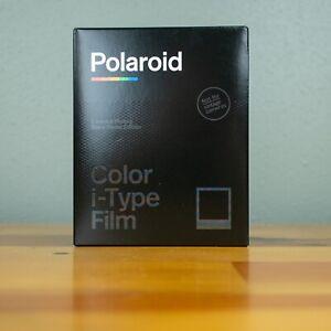 Polaroid Instant Color Film Black Frame Edition for i-Type Cameras