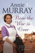 Now The War Is Over, Murray, Annie, Very Good Book