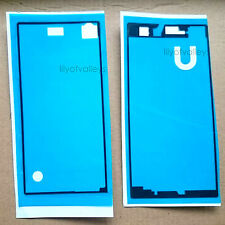 For Sony Xperia Z1S C6916 T-Mobile Back Cover And LCD Sticker Adhesive Glue Tape