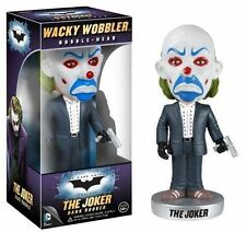 Batman The Dark Knight - Joker Bank Robber Wacky Wobbler Bobble Head Figure