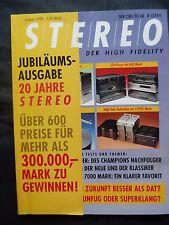 STEREO 1/94 REVOX B 26 gegen B 260E,IRAGE M3si,PIEGA LDR 5.2,VANDENSTEEN MODEL 3
