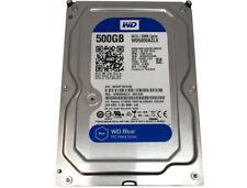 """WD (WD5000AZLX) 500GB 7200RPM 32MB Cache SATA 6.0Gb/s 3.5"""" Internal Hard Drive"""