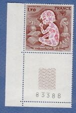 V1*Timbre (Neuf**MNH TBE+ Marge) 1979 (n°2028)