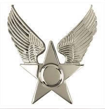Vanguard Air Force Cap Device: Honor Guard Hat Emblem - Enlisted