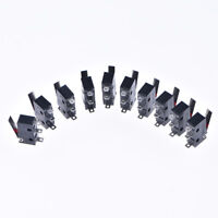 10pcs limit switch 3 pin n/o n/c high quality 3a 250vac micro switch  Cw