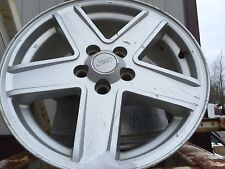 2007 2008 2009 2010 Jeep Compass Patriot OEM Factory 17 OE Silver Wheel Rim 9069