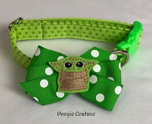 Baby Y Inspired Dog Collar Size XS-L by Doogie Couture