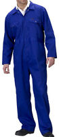 Super Click Workwear High Quality Boilersuit Royal Blue Size 52""
