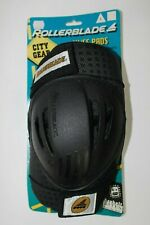 Genuine Rollerblade City Gear Knee Pads New Old Stock Fast Free Shipping
