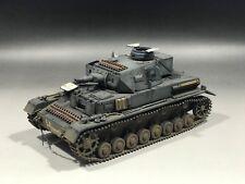 """1/35 Built Dragon German Pz.Kpfw.IV Ausf.E """"Vorpanzer"""" Tank Model"""