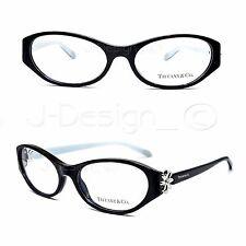 TIFFANY & CO. TF2067-B 8001 Crystal Flower 53/16/135 Eyeglasses Rx Italy - New