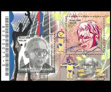 Claude Lévi-Strauss et Le Corbusier 2009 - Michel BL145, StGi MS3598, RHM B-154