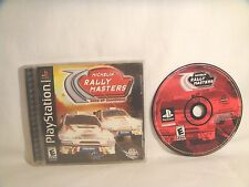 Michelin Rally Masters: Race of Champions (Sony PlayStation 1, 2000)