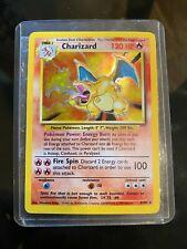 1999 Pokemon Charizard Base Set Unlimited Rare Holographic Card 4/102 Holo