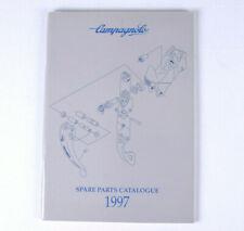 1997 Campagnolo Spare Parts Catalog 9 Speed Record Chorus Athena Shamal Vento