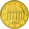 [#705456] GERMANY - FEDERAL REPUBLIC, 10 Euro Cent, 2002, Proof, MS(65-70)