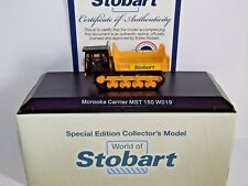 ATLAS EDITIONS WORLD OF STOBART MOROOKA CARRIER MST 1500 W019 STOBART 1/76