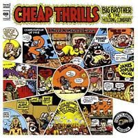 Big Brother And The Holding Company - Cheap Thrills (NEW VINYL LP)