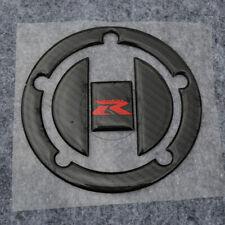 Réservoir de gaz bouchon de carburant Autocollant Carbone Fit for Suzuki GSX1300R GSX650F GSX1300 B-King