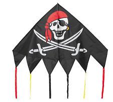 HQ Unique Cerfs-volants Delta Jolly Roger Pirate Dragons pour enfants