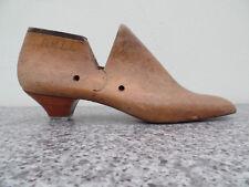 Shoe Making Equipment - Ladies wooden Lasts. Size 4
