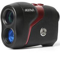 AOFAR GX-3N Golf Rangefinder Laser Slope On/Off 800Y Flagpole Lock Vibration