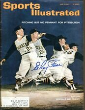 Elroy Roy Face Signed 1963 Sports Illustrated 6/24 Autographed Pirates 39982